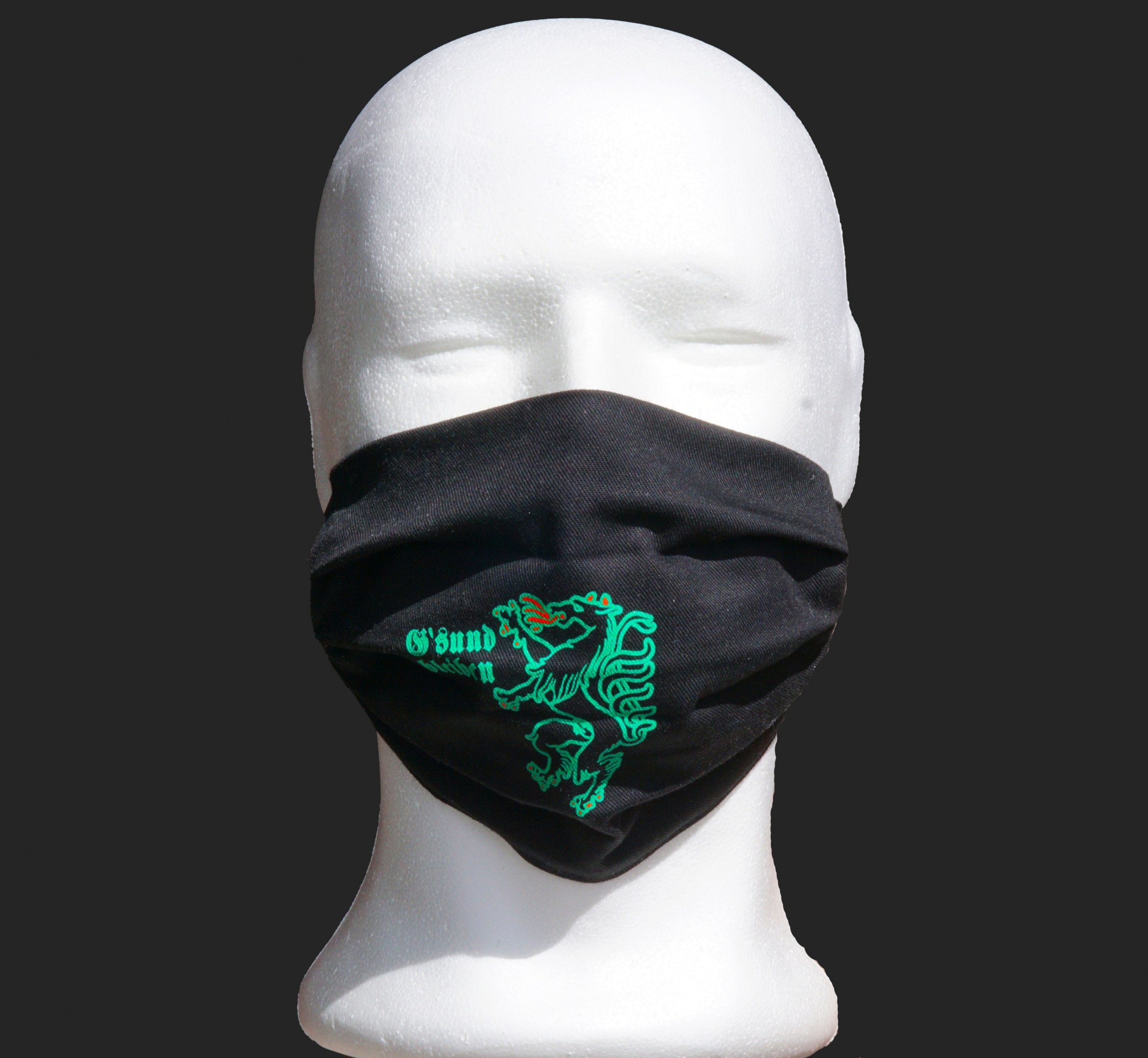 Schutzmaske Steirer Gsund