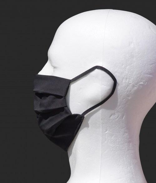 Schutzmaske Schwarz Mundschutz